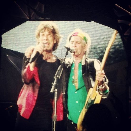 Memories Stonesroma TheRollingStones Circomassimo @therollingstones