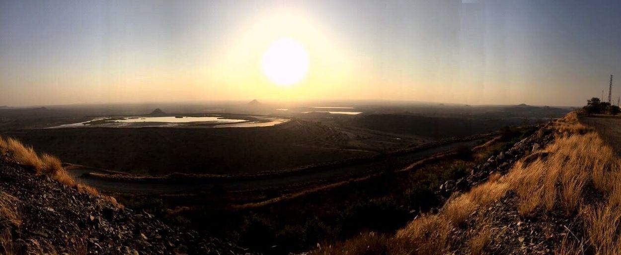 Sunset in Phalaborwa, South Africa. First Eyeem Photo