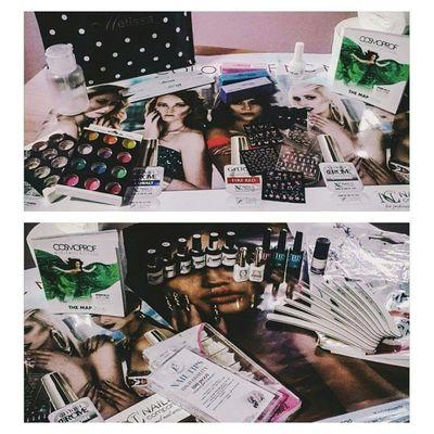 Spendere i soldi ed essere Super Felici! Shopping ♡ at CosmoProf Gelnails_addicted Nail Art Melissa HDnails Gelique Michellenails Delirio Waiting For Next Year!