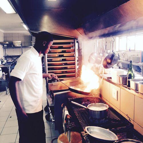 Chefswork... The. Good life