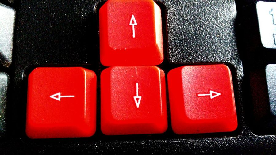 Communication Text Alphabet Red Multi Colored Close-up No People Computer Keyboard Indoors  Computer Key Day