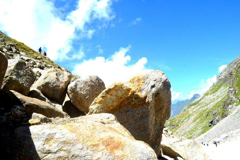 Camping HamptaPass Himachalpradesh Mountains Outdoors Scenics Tranquil Scene Trekking