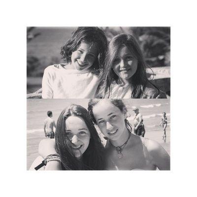 'Y dicen que los para siempre no existen'. Friend Marbella Love Camera canon @jimenacf false mi niña.