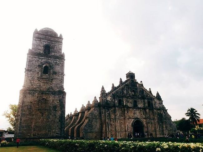 When in Paoay... The Majestic view of Saint Agustin Church of Paoay Ilocos Norte. It was euphoric when i saw again this one of a kind church here in my beloved Ilocos Norte. VSCO Vscoshot Vscomobile Vscomood Vscodaily Vscocam VSCOPH Vscophiles Vscogood Vscocliqueph Vscohype Vscopinas Vscofeeds Vscofeedsph Vscogram Vscogrid Vscogrammer Tagsforlikes Tagsforfollow Followback Mobilephotography Photography PictogramPh GrammerPH Church OldChurch