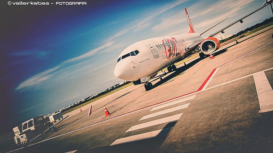 gol Airplane