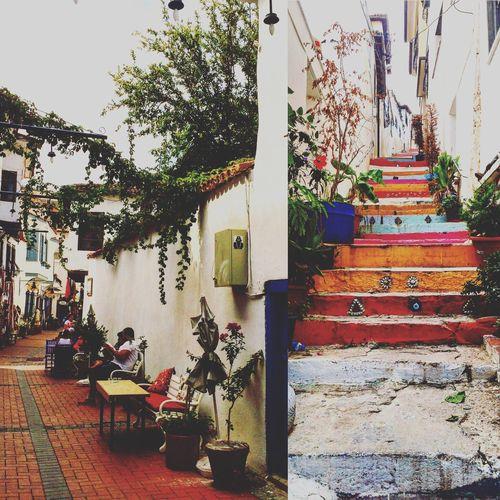 Kuşadası Turkey Vacation Nicecolors Stairs EyeEm Gallery EyeEm Best Shots EyeEm Best Edits