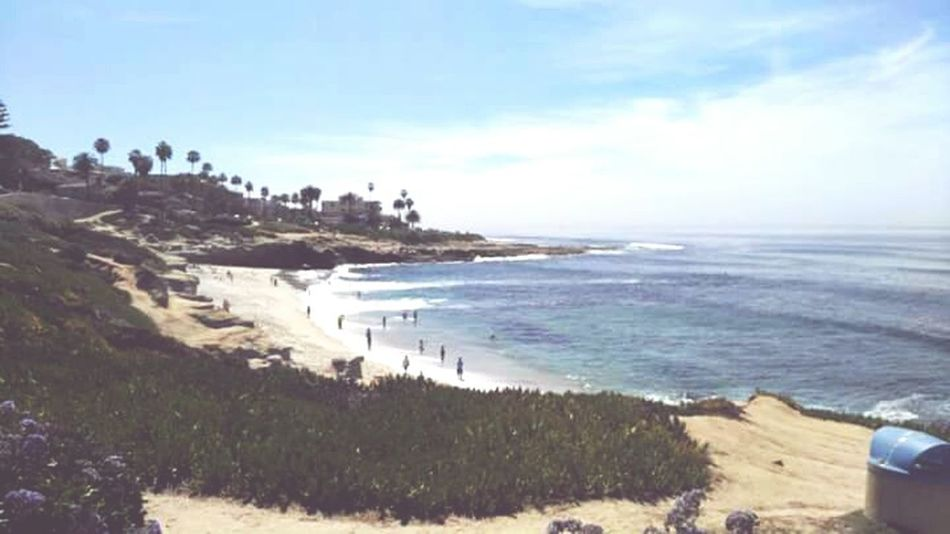 San Diego, California. Taking Photos Seaside Sandiego Sandiego_ca USAtrip Roadtrip Roadtrippin' Sea Enjoying Life That's Me
