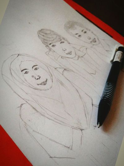 Sketchbook Sketch Art Face Of EyeEm Face Sketch Frist Picture  Friendship ❤ Better Together Love It Art, Drawing, Creativity Mydrawingbook the frist sketch...
