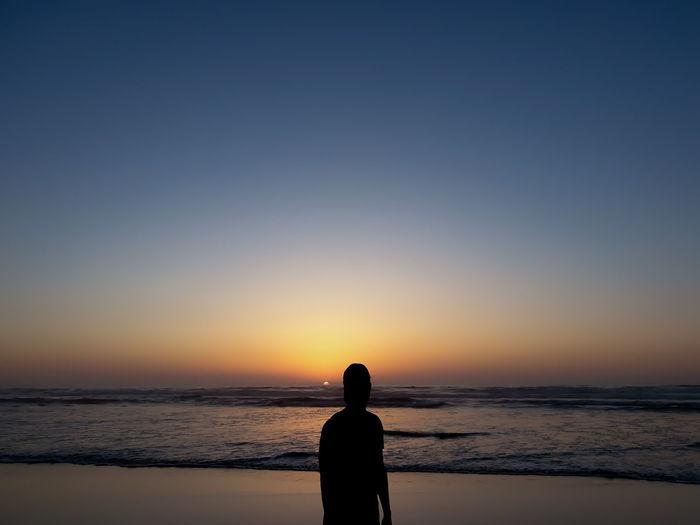 Sunset lover 🧡