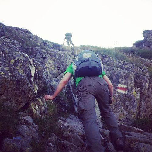 Trei pasi de moarte Balea-Podragu Romania Carpati Fagaras