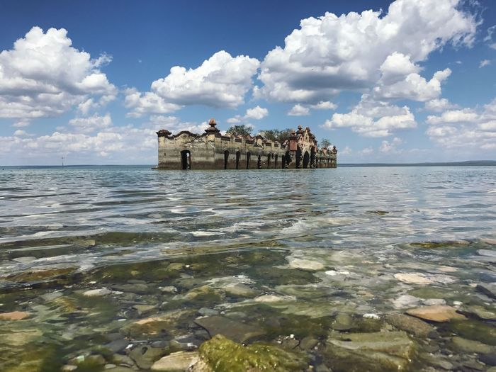 Presa Vicente Guerrero en Padilla, Tamaulipas, México. Water Outdoors Nature Horizon Over Water Architecture The Secret Spaces