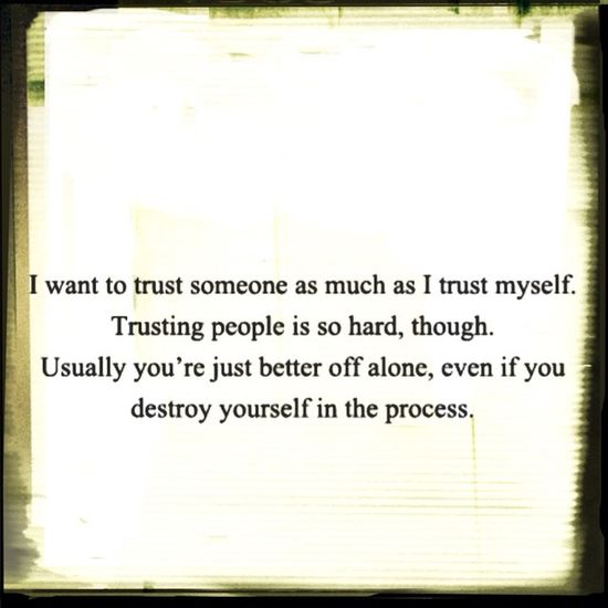 Trust Life Happiness LifeInANutShell