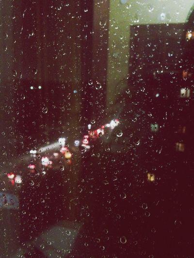 Обожаю дождь