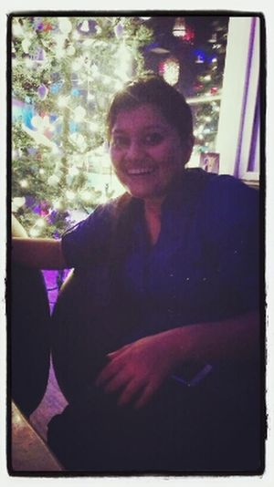 Chilling ✌ Smiling ^_^ Christmastree MusicIsLife #fumtimes
