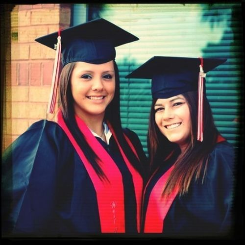 #tbt #graduation #2011 my girl savy:)