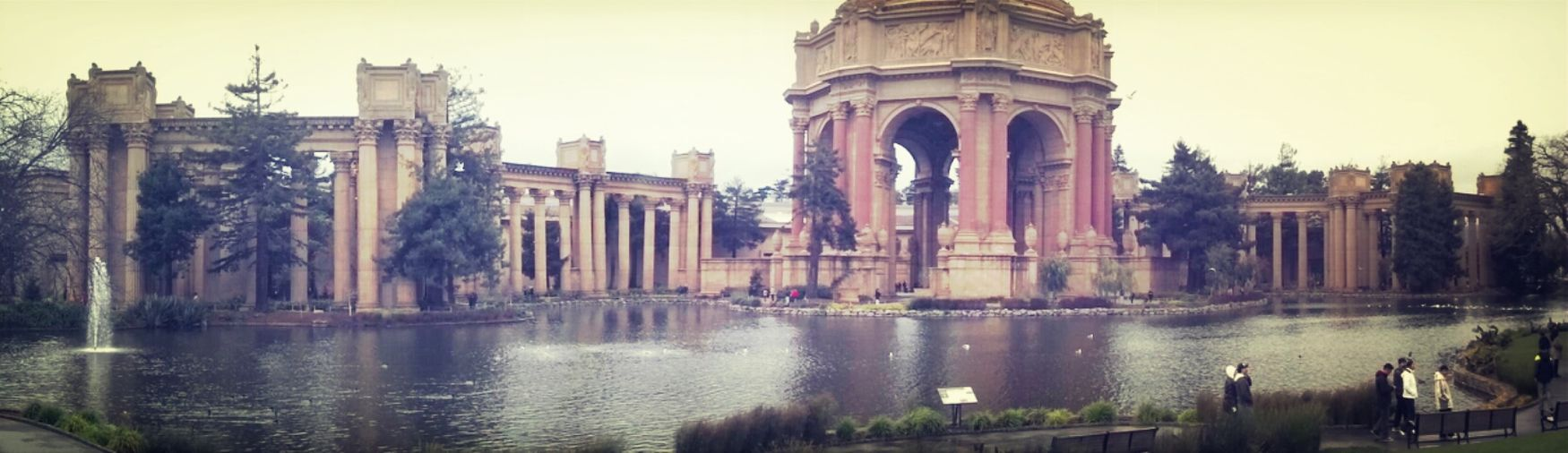 The Palace Of Fine Arts, SF