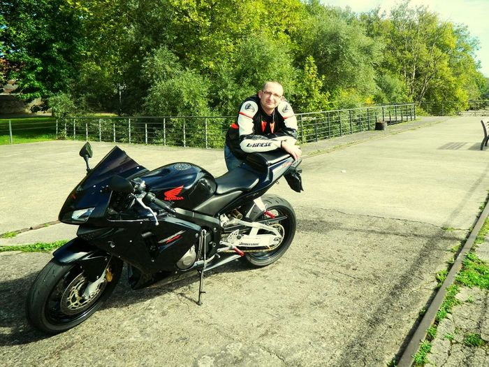 Me & Honda Honda Cbr600rr Speed Moto Motorbike Motorsport Motogp