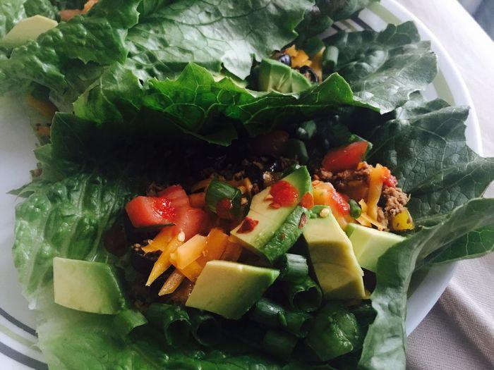 Healthy Food Healthy Eating Healthy Lifestyle Healthychoices Lettuce Lettucewraps Avacado
