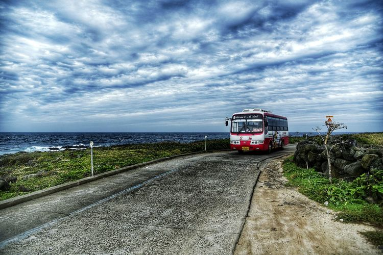 Landscapes With WhiteWall Starting A Trip Taking Photos From My Point Of View EyeEm Best Shots Open Edit On The Road Eye4photography  Check This Out Popular Photos Hello World Sky_collection EyeEm Nature Lover Landscape Traveling Skyline Sea Sea And Sky Korea HDR The KIOMI Collection