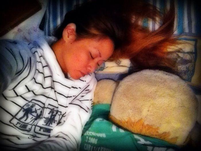 --nighty night going back to dreamland---