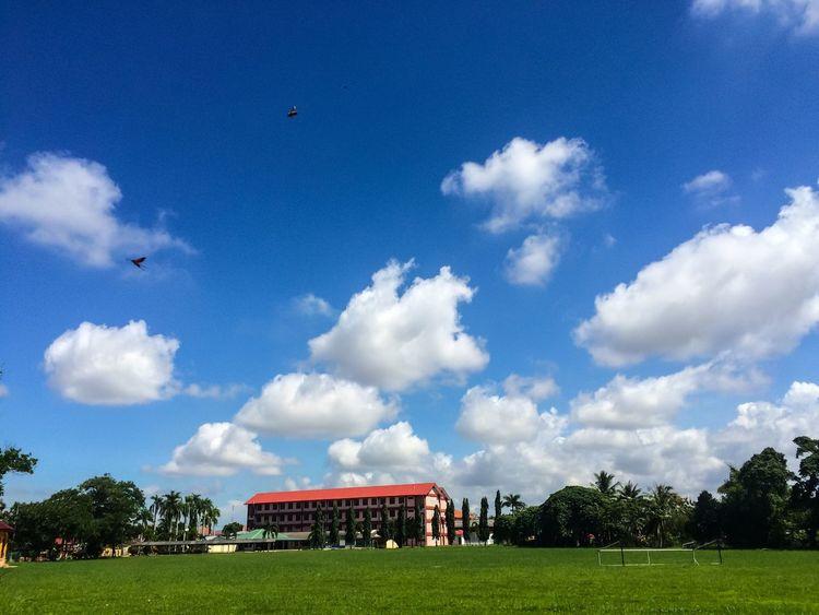 Landscape_photography Blue Sky