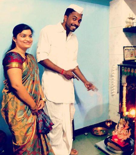 Feelingexcited Withganeshji Ganapatibappamorya Instagood Coollook