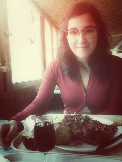 La Mejor Comida De Año Nuevo Con @noa_claramunt