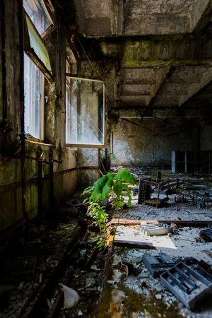 Darkness And Light Light And Shadow Ruins Traveling Urbex Ukraine Chernobyl Funiku