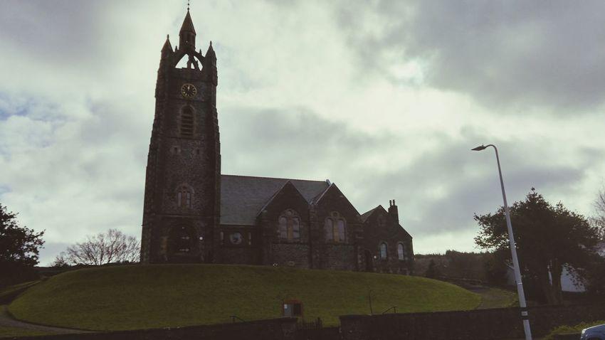Tarbert Castle Scotland