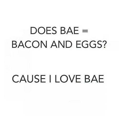 In the kitchen with BAE right now? ??? Bacon Eggs Breakfast Whippinitup brownsugar iloveBae turkeybacondontlivehere