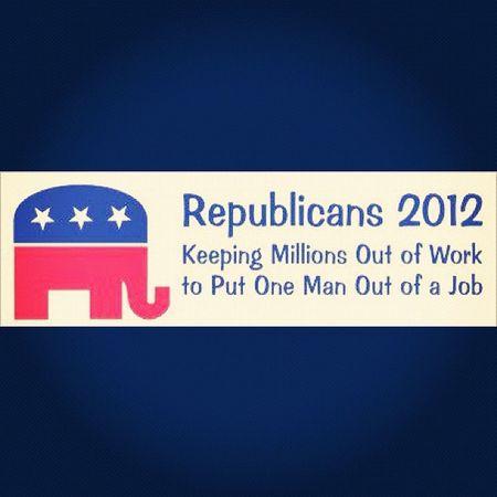 #gop #republican #democrat #potus Republican POTUS Democrat Gop