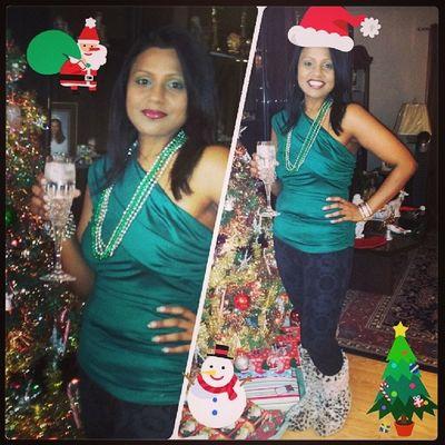 Merry Christmas 2013!!! TeamPersad Happyholidays MerryChristmas Happynewyear christmastree ilovemylife ilovemyfamily partytime turntup wepartyhard wellwishes Guyanesetyle lehgoooooo