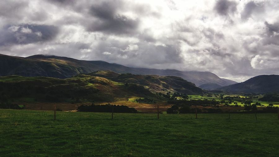 Beauty In Nature Beautiful Day Mountains And Sky Beautiful Clouds Trip Tripwithfriends Scotland Xiaomiphotography HDR Great Britain Schooltrip 🎓
