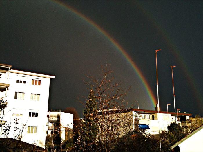 Sky_collection Rainbow Skyporn