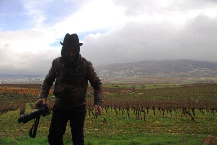 BBr at bekaa valley vinyard