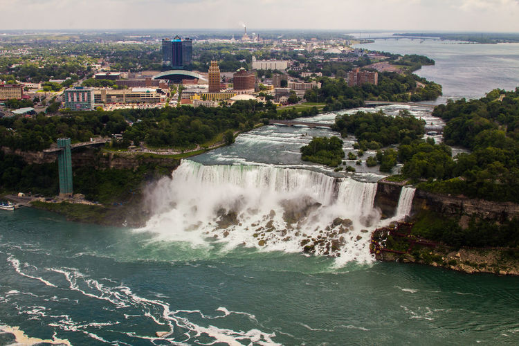 Landscapes With WhiteWall Niagara Falls Waterfall Enjoying Life Outdoor Photography Scenic