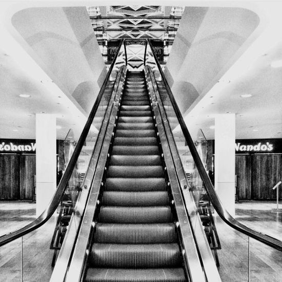 Westfields Shopping Centre Westfield London Shopping Mall Hello World Stairs Elevator Check This Out Taking Photos Architecture Technology