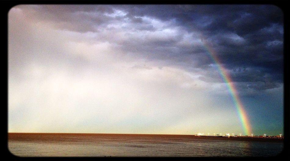 Rainbow en Buenos Aires. Clima Bipolar Popckorn The Environmentalist – 2014 EyeEm Awards