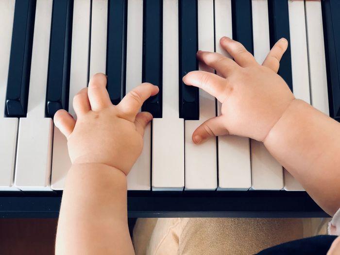 Hands Baby