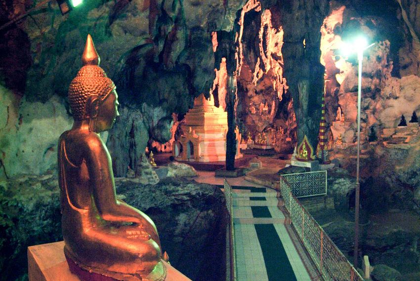 Buddha Golden Burma Day Idol Indoors  Myanmar No People Place Of Worship Religion Sculpture Spirituality Statue Staue