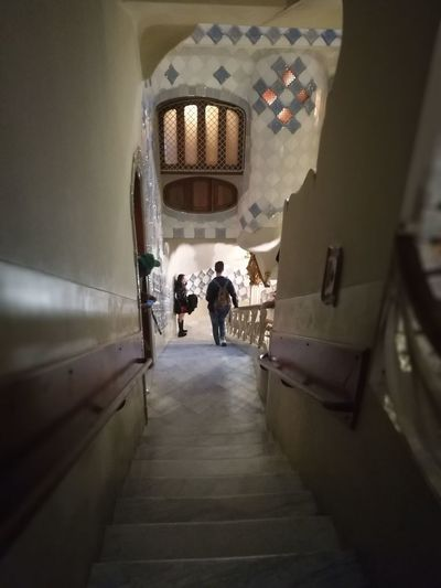 Barcelona, Spain Casa Batllo. Gaudi #NotYourCliche Love Letter Prison Men Full Length War Military Hostage Residential Structure