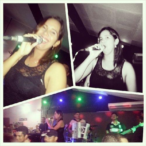 @jousinascimento fazendo o show tirando o resgardo de Débora Dibbi