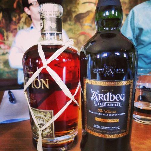 Lördagswhisky och Rom på Kulturen i Lund