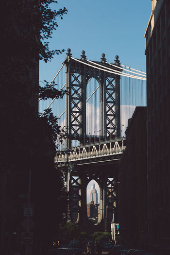Brooklyn DUMBO DUMBO, Brooklyn Empire State Building NY NYC New York New York City Manhattan Bridge Sunset Fresh On Market 2017 #urbanana: The Urban Playground