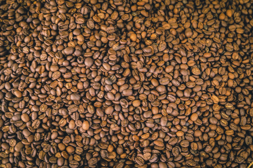 Top view of coffee beans Coffee Backgrounds Brown Brown Color Business Close-up Coffee Bean Coffee Beans Coffee Seeds Food Food And Drink Forest Full Frame Indoors  Large Group Of Objects Lumber Industry Nature No People Pattern Roasted Coffee Bean Stack Textured  Textured Effect Top View Of Food Tree