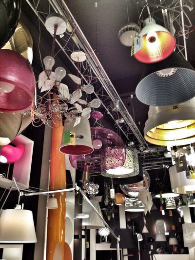 Window Shopping Lamp Lamp