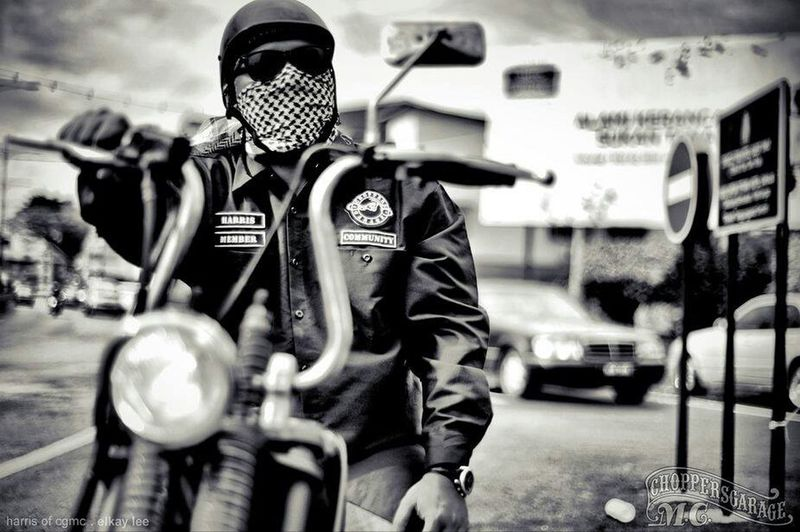The Fashionist - 2015 EyeEm Awards Chopper Bike Elkaylee Custom Motorbike Biker Life