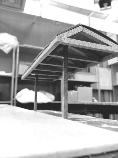 Architecture Studying Beuth Modelbau