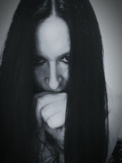 Sadako? First Eyeem Photo