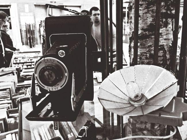 Analogue Analog Camera Vintage Nostalgia Blackandwhite